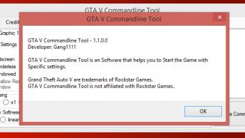 GTA V Commandline Tool - ChaosPlayer